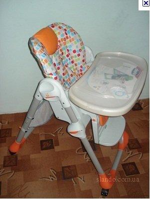 Стульчик для Кормления Няня Трансформер 4 в 1 Цена - стульчик - трансформер для кормления + велосипед / Детские товары