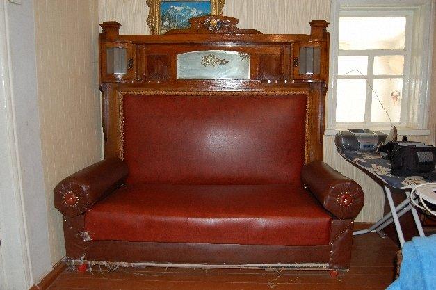 Продам старинный диван начала ххвека