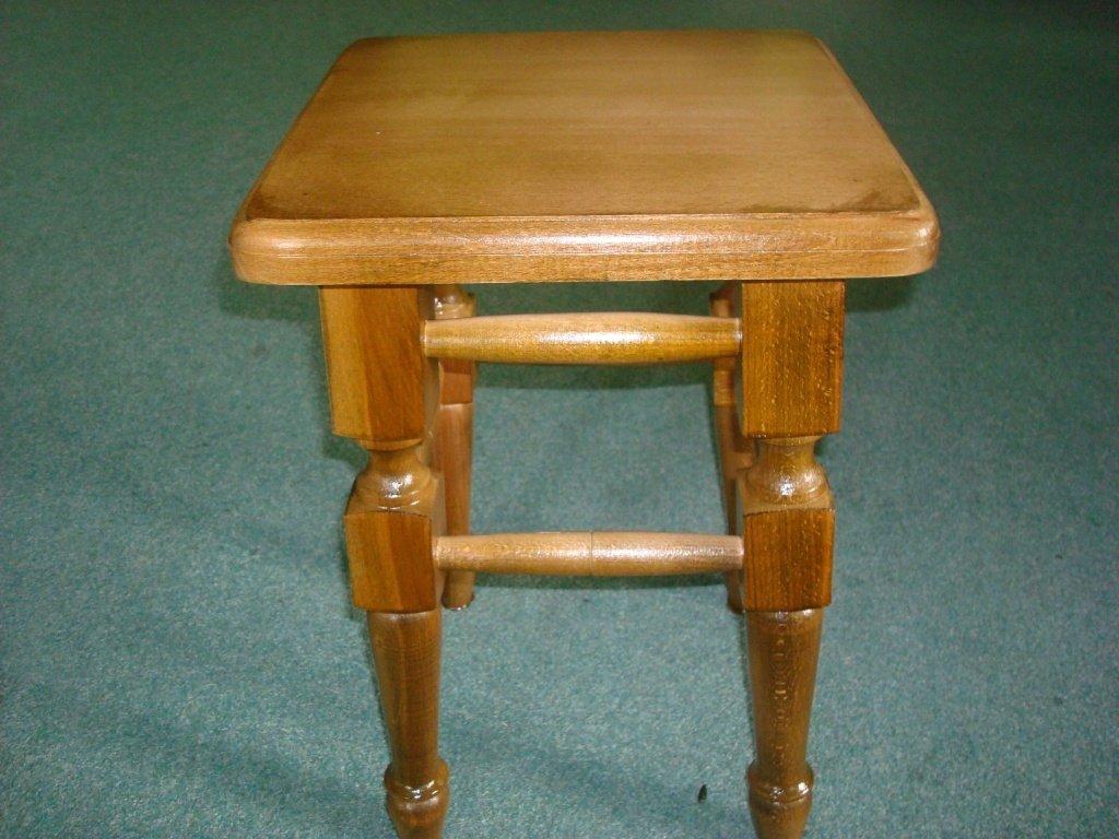 Табуретки и стулья своими руками из дерева чертежи