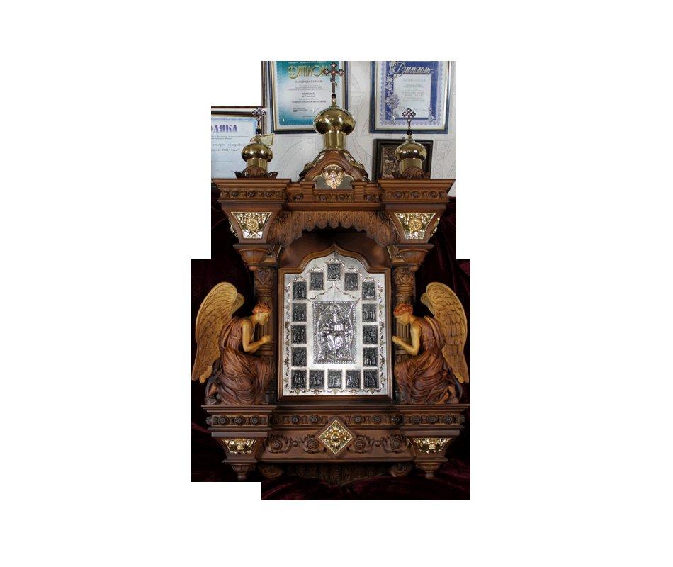 Сделать иконостас для дома