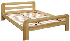 Продам кровать деревянную под матрац 2х1,6 м