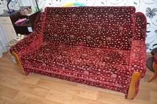 Продам диван раскладной и кресло-кровать