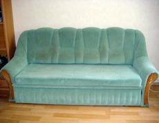 Продам диван-кровать, кресло-кравать в хорошем состоянии