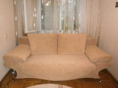 Продаю комфортный, стильный диван евро книжка в отличном сос