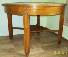 Стол деревянный раздвижной.