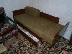 Односпальный диван-кровать Юность.